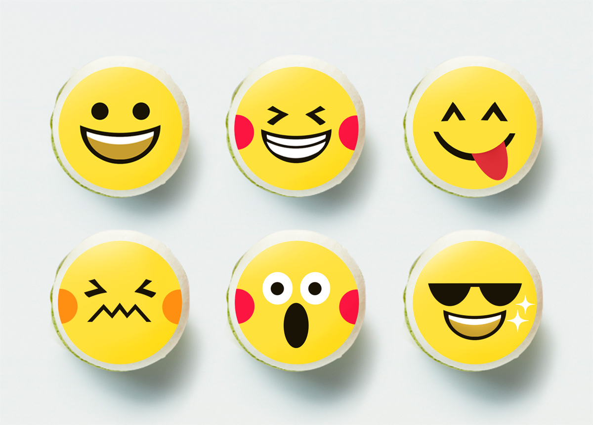Emoji 6set